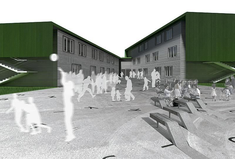 Colegio gue es bizkaia jma3 arquitectos - Colegio arquitectos bilbao ...